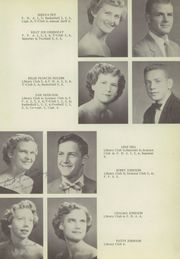 Page 15, 1954 Edition, Trezevant High School - Echo Yearbook (Trezevant, TN) online yearbook collection