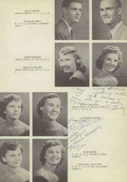 Page 17, 1954 Edition, Trezevant High School - Echo Yearbook (Trezevant, TN) online yearbook collection