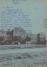 Page 3, 1954 Edition, Trezevant High School - Echo Yearbook (Trezevant, TN) online yearbook collection