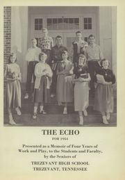 Page 5, 1954 Edition, Trezevant High School - Echo Yearbook (Trezevant, TN) online yearbook collection