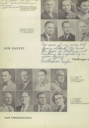 Page 8, 1954 Edition, Trezevant High School - Echo Yearbook (Trezevant, TN) online yearbook collection