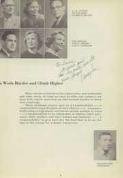 Page 9, 1954 Edition, Trezevant High School - Echo Yearbook (Trezevant, TN) online yearbook collection