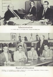 Page 7, 1955 Edition, Trezevant High School - Echo Yearbook (Trezevant, TN) online yearbook collection