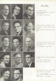 Page 8, 1955 Edition, Trezevant High School - Echo Yearbook (Trezevant, TN) online yearbook collection