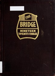 Page 1, 1923 Edition, Bryson College - Bridge Yearbook (Fayetteville, TN) online yearbook collection