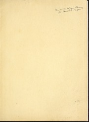 Page 3, 1923 Edition, Bryson College - Bridge Yearbook (Fayetteville, TN) online yearbook collection