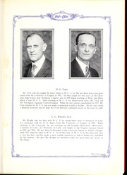 Page 13, 1930 Edition, Memphis University School - Owl Yearbook (Memphis, TN) online yearbook collection