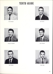 Page 15, 1956 Edition, Memphis University School - Owl Yearbook (Memphis, TN) online yearbook collection