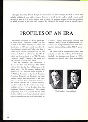 Page 14, 1963 Edition, Memphis University School - Owl Yearbook (Memphis, TN) online yearbook collection