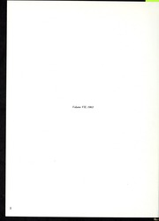 Page 6, 1963 Edition, Memphis University School - Owl Yearbook (Memphis, TN) online yearbook collection