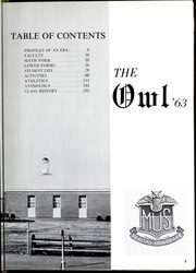 Page 9, 1963 Edition, Memphis University School - Owl Yearbook (Memphis, TN) online yearbook collection