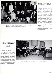 Page 111, 1964 Edition, Memphis University School - Owl Yearbook (Memphis, TN) online yearbook collection