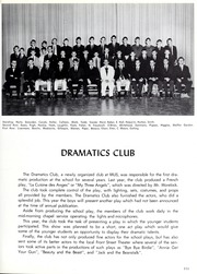 Page 115, 1964 Edition, Memphis University School - Owl Yearbook (Memphis, TN) online yearbook collection