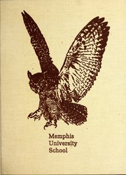 Page 1, 1971 Edition, Memphis University School - Owl Yearbook (Memphis, TN) online yearbook collection