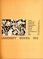 Page 3, 1972 Edition, Memphis University School - Owl Yearbook (Memphis, TN) online yearbook collection