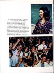 Page 8, 1972 Edition, Memphis University School - Owl Yearbook (Memphis, TN) online yearbook collection
