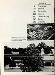 Page 6, 1974 Edition, Memphis University School - Owl Yearbook (Memphis, TN) online yearbook collection