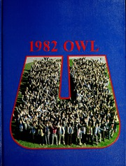 Page 1, 1982 Edition, Memphis University School - Owl Yearbook (Memphis, TN) online yearbook collection