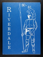Page 1, 1981 Edition, Riverdale Elementary School - Raiders Yearbook (Germantown, TN) online yearbook collection