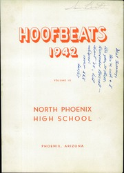 Page 5, 1942 Edition, North Phoenix High School - Hoofbeats Yearbook (Phoenix, AZ) online yearbook collection