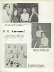 Page 17, 1955 Edition, North Phoenix High School - Hoofbeats Yearbook (Phoenix, AZ) online yearbook collection