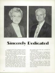 Page 6, 1955 Edition, North Phoenix High School - Hoofbeats Yearbook (Phoenix, AZ) online yearbook collection