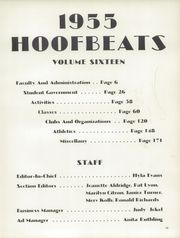 Page 7, 1955 Edition, North Phoenix High School - Hoofbeats Yearbook (Phoenix, AZ) online yearbook collection