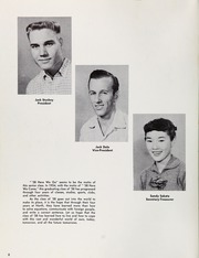 Page 12, 1958 Edition, North Phoenix High School - Hoofbeats Yearbook (Phoenix, AZ) online yearbook collection