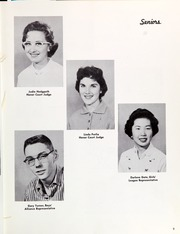 Page 13, 1958 Edition, North Phoenix High School - Hoofbeats Yearbook (Phoenix, AZ) online yearbook collection