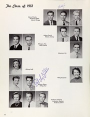 Page 14, 1958 Edition, North Phoenix High School - Hoofbeats Yearbook (Phoenix, AZ) online yearbook collection