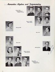 Page 16, 1958 Edition, North Phoenix High School - Hoofbeats Yearbook (Phoenix, AZ) online yearbook collection