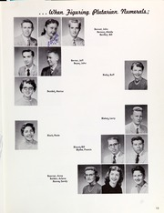 Page 17, 1958 Edition, North Phoenix High School - Hoofbeats Yearbook (Phoenix, AZ) online yearbook collection
