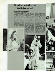 Page 12, 1987 Edition, North Phoenix High School - Hoofbeats Yearbook (Phoenix, AZ) online yearbook collection