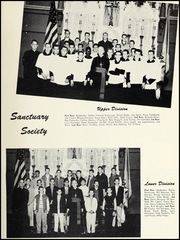 Page 89, 1955 Edition, Sacred Heart Cathedral Preparatory - Shamrock Yearbook (San Francisco, CA) online yearbook collection