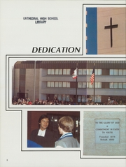 Page 6, 1981 Edition, Sacred Heart Cathedral Preparatory - Shamrock Yearbook (San Francisco, CA) online yearbook collection
