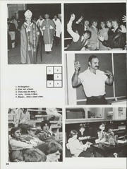 Page 14, 1982 Edition, Sacred Heart Cathedral Preparatory - Shamrock Yearbook (San Francisco, CA) online yearbook collection