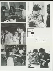 Page 15, 1982 Edition, Sacred Heart Cathedral Preparatory - Shamrock Yearbook (San Francisco, CA) online yearbook collection