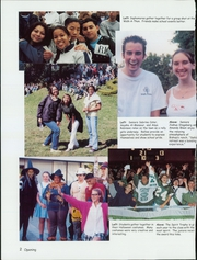 Page 6, 2000 Edition, Sacred Heart Cathedral Preparatory - Shamrock Yearbook (San Francisco, CA) online yearbook collection