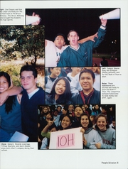 Page 9, 2000 Edition, Sacred Heart Cathedral Preparatory - Shamrock Yearbook (San Francisco, CA) online yearbook collection