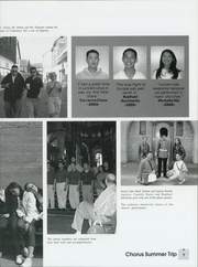 Page 11, 2004 Edition, Sacred Heart Cathedral Preparatory - Shamrock Yearbook (San Francisco, CA) online yearbook collection