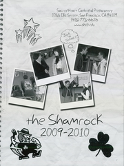 Page 5, 2010 Edition, Sacred Heart Cathedral Preparatory - Shamrock Yearbook (San Francisco, CA) online yearbook collection
