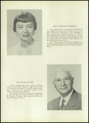 Page 16, 1954 Edition, St Paul High School - Magnificat Yearbook (San Francisco, CA) online yearbook collection