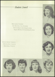 Page 17, 1954 Edition, St Paul High School - Magnificat Yearbook (San Francisco, CA) online yearbook collection