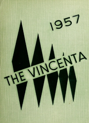 1957 Edition, St Vincent High School - Vincenta Yearbook (San Francisco, CA)