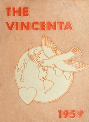 1959 Edition, St Vincent High School - Vincenta Yearbook (San Francisco, CA)
