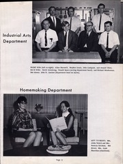 Woodrow Wilson High School - Shield Yearbook (San Francisco, CA) online yearbook collection, 1968 Edition, Page 15