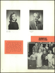 Page 12, 1958 Edition, San Gabriel High School - El Camino Real Yearbook (San Gabriel, CA) online yearbook collection