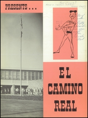 Page 7, 1958 Edition, San Gabriel High School - El Camino Real Yearbook (San Gabriel, CA) online yearbook collection