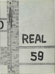 Page 7, 1959 Edition, San Gabriel High School - El Camino Real Yearbook (San Gabriel, CA) online yearbook collection
