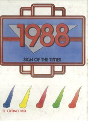 Page 1, 1988 Edition, San Gabriel High School - El Camino Real Yearbook (San Gabriel, CA) online yearbook collection